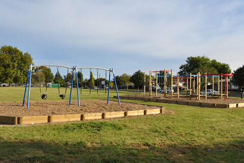 Allen Berry Avenue Reserve Playground