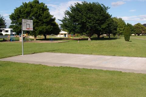 Anderson Park Basketball full Court
