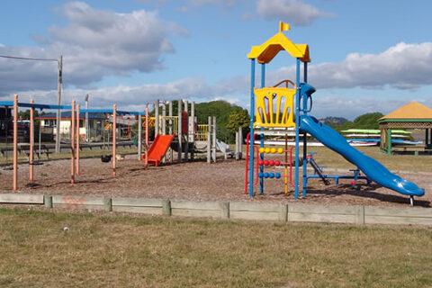 Humber Street Reserve Playground