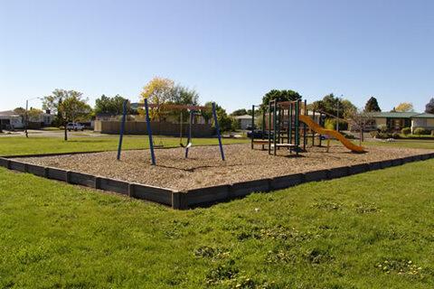 Lesser Park Playground