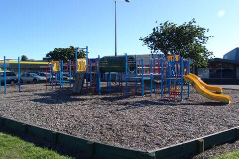 Maraenui Shops Reserve Playground