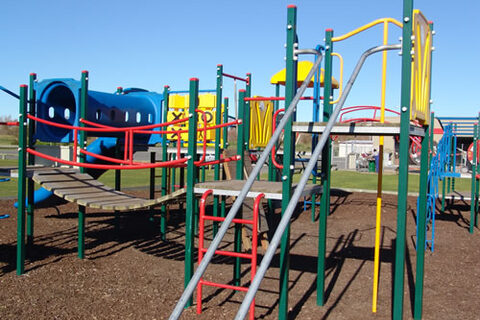 Tareha Recreational Reserve Playground