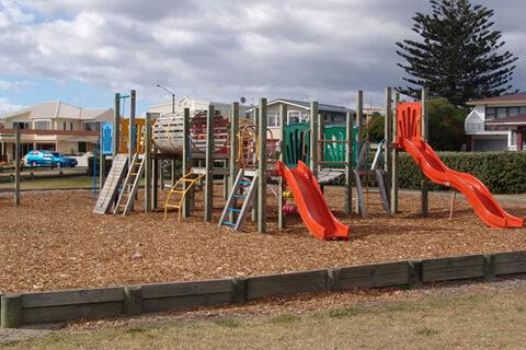 Westshore Beach Reserve Playground