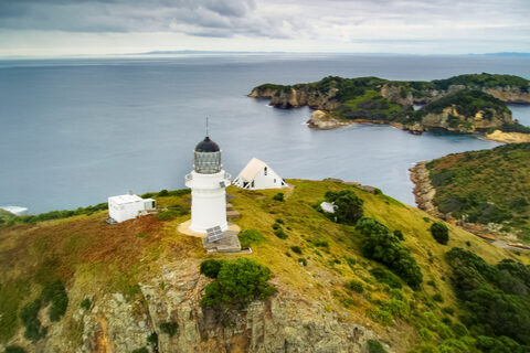 Mokohinau Island Lighthouse