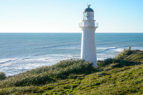 Kahurangi Point Lighthouse