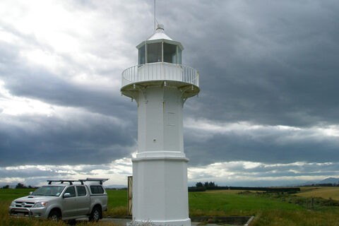 Tuhawaiki Point Lighthouse