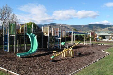 Arbor Lea Reserve Playground