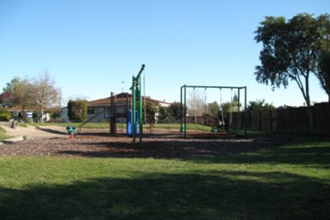 Norm Large Park Playground