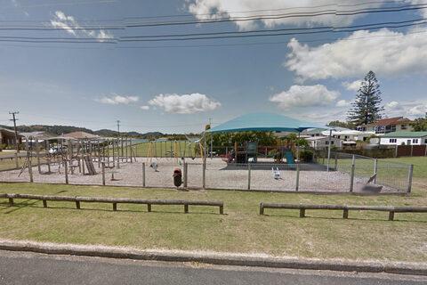 Ngunguru Reserve Playground