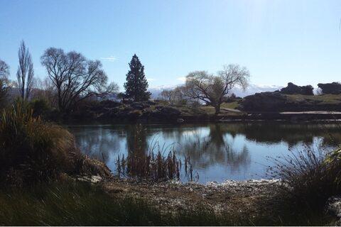 Lanes Dam and Blackmore Park