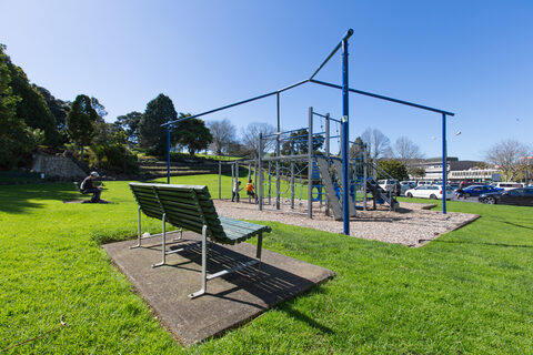 Laurie Hall Park Playground