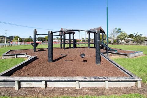 Nisbet Park Playground