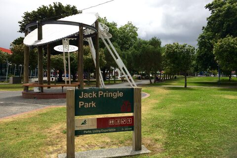Jack Pringle Village Green