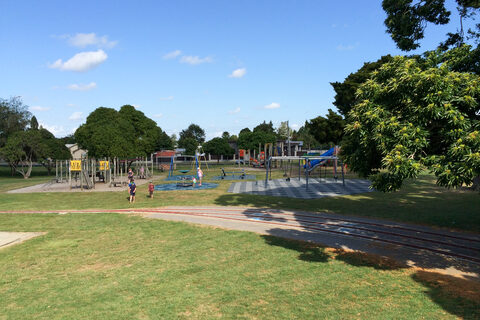 Leamington Domain Playground