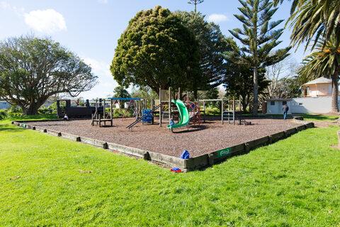 Far North Centennial Park Playground