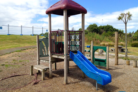 Waitakere City Stadium Playground