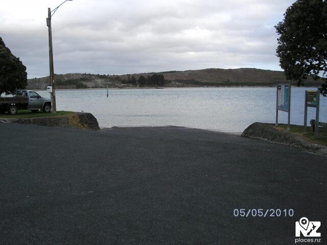 Onerahi Boat Ramp