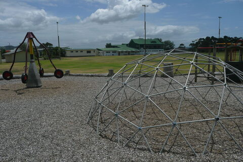 Ruakaka Recreation Grounds Playground