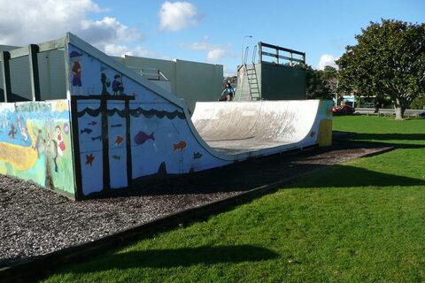 Sherwood Park Skate Park