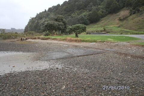 Waikaraka Boat Ramp
