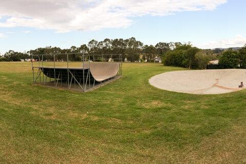 Wellsford War Memorial Park Skate Park
