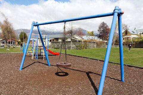 Alma Stevenson Park Playground