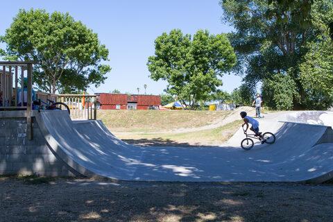 Kowhai Park Skate Park
