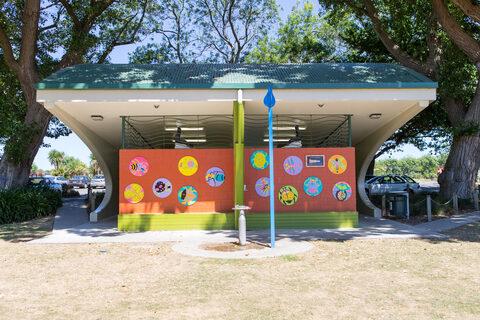 Kowhai Park Public Toilets