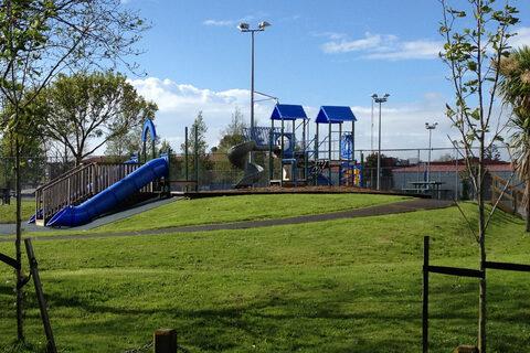 Te Pai Park Playground