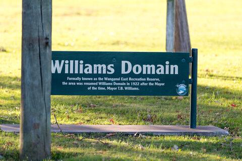 Williams Domain