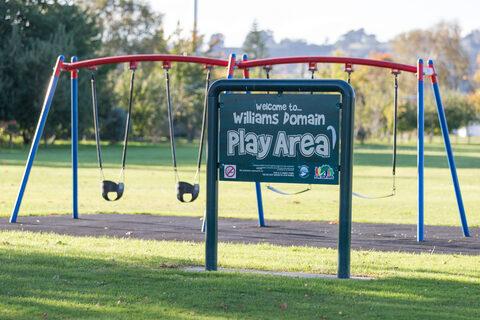 Williams Domain Playground