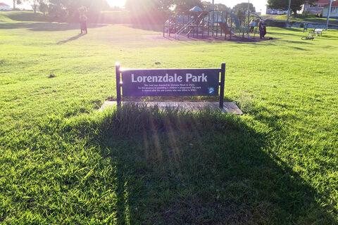 Lorenzdale Park