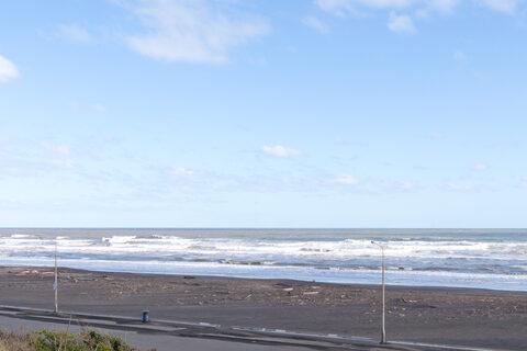 Castlecliff Beach