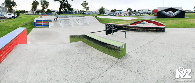 Arataki Park Skate Park
