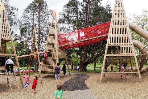 Tui Glen Reserve Playground