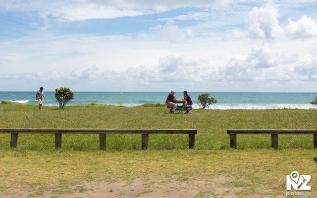 Ahipara Beach