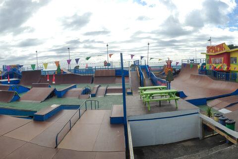 Napier Skatepark