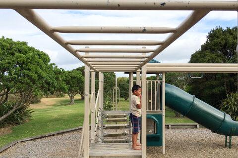 Eric Armishaw Park Playground