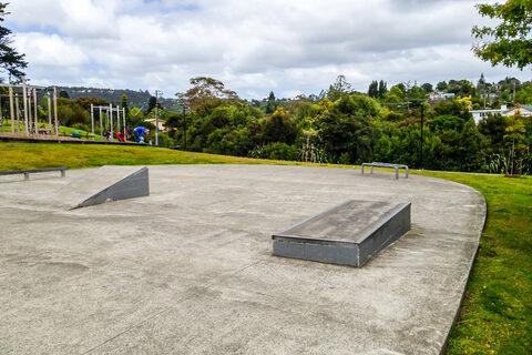 Ceramco Park Skate Park