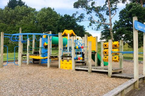 Taipari Strand Playground