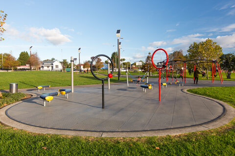 Olympic Park Playground
