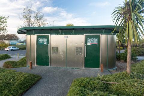 Olympic Park Public Toilets