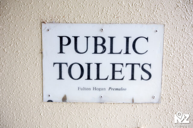 Maraetai Dressing Sheds Reserve Public Toilets