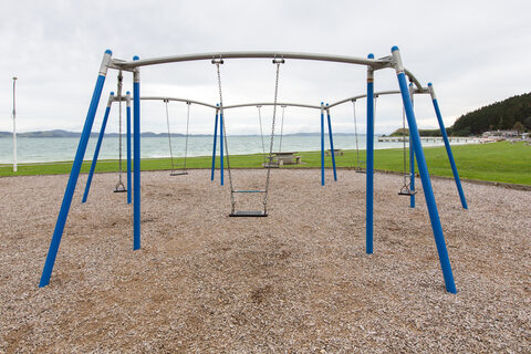 Maraetai Park - Playground