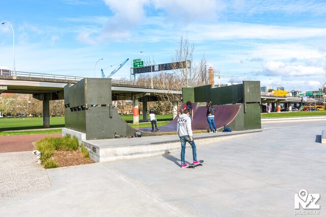 Victoria Park Skate Park