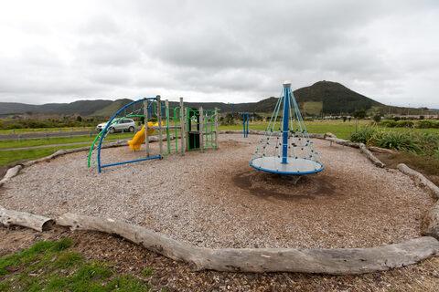 Ahipara Rd, Playground