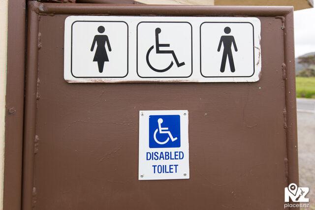 Ahipara Rd Public Toilets