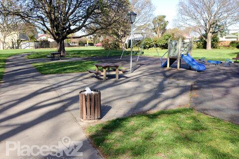 Bradford Park Playground