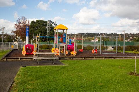 Mason Park Playground