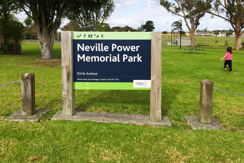 Neville Power Memorial Park